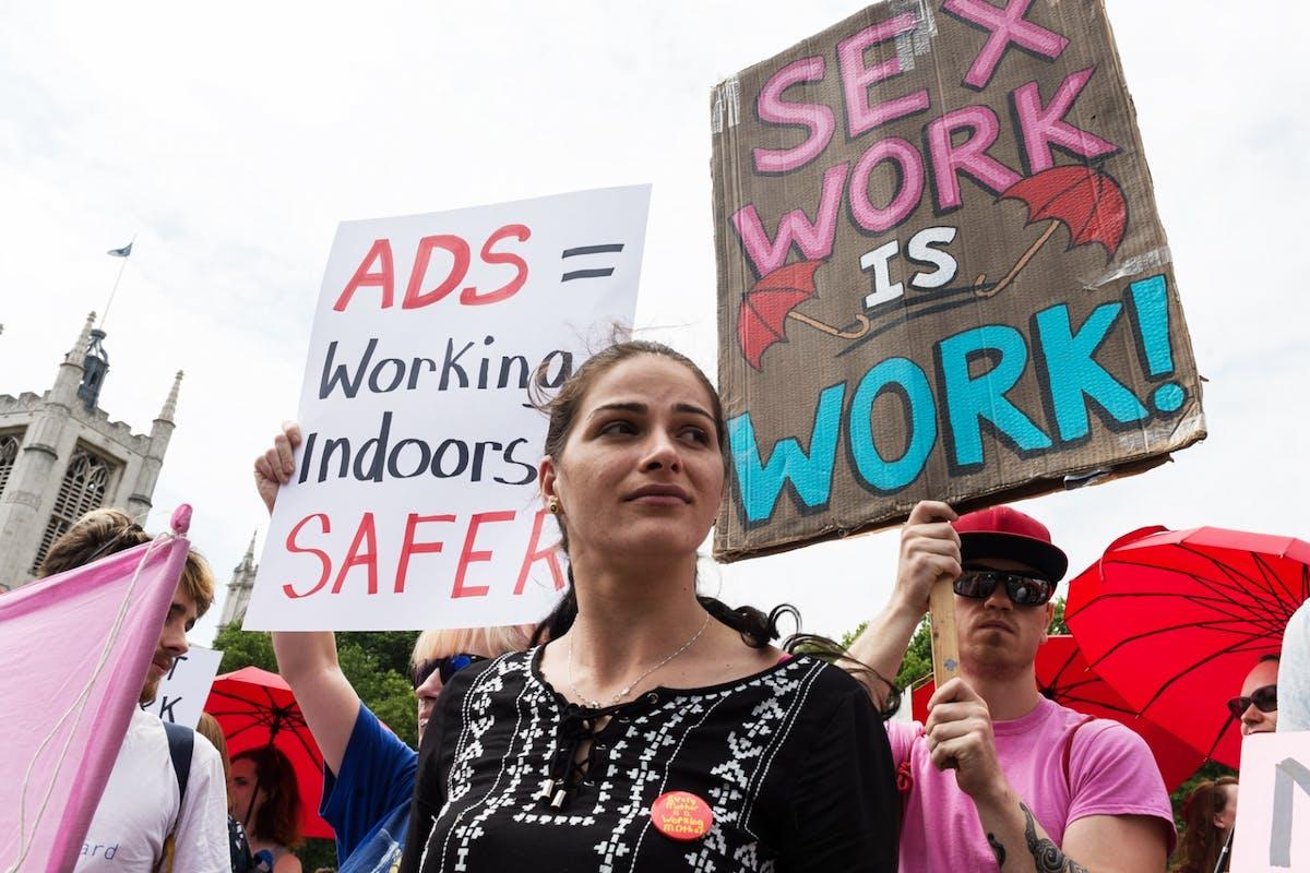 Sex work should be decriminalised