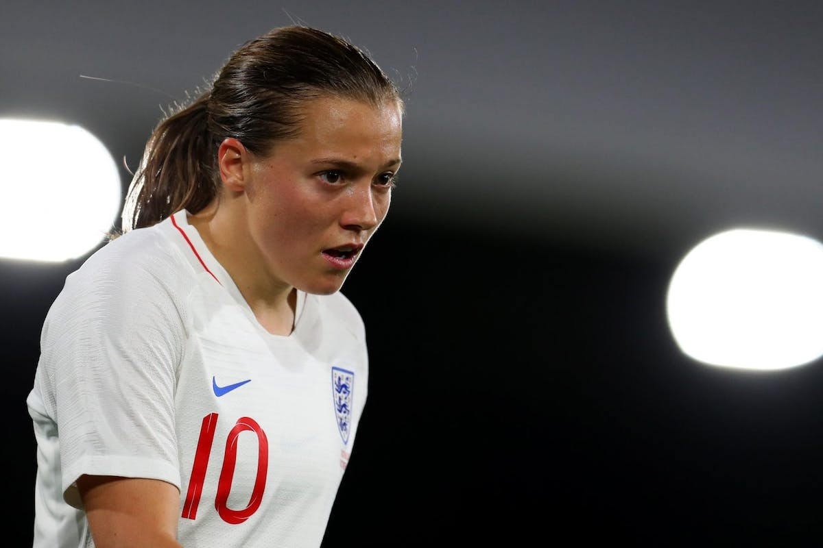 England Lioness Fran Kirby