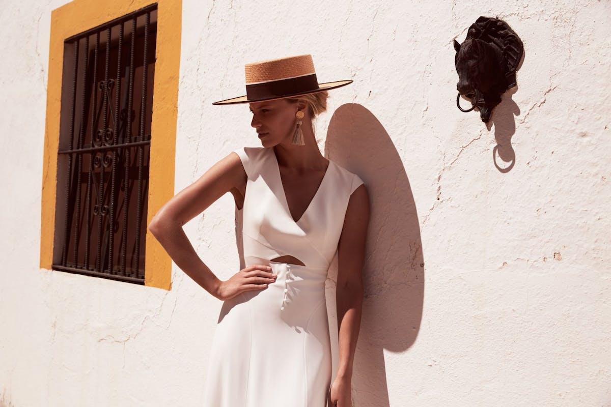 Margaux Tardits 2018 TRAJAN wedding dress