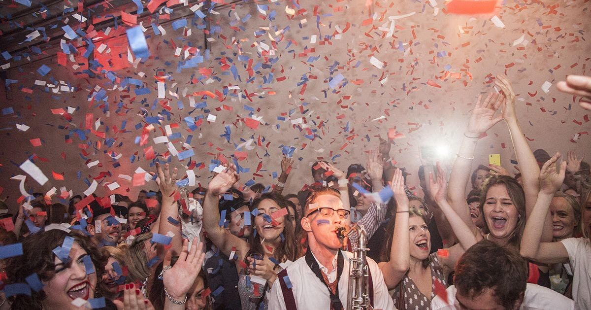 Win tickets to The Blitz Party D-Day Special