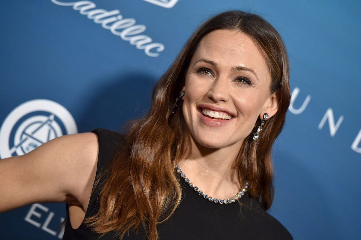 Actor Jennifer Garner