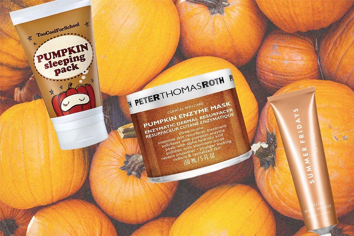best-skincare-products-pumpkin-benefits-exfoliate-dull-skin