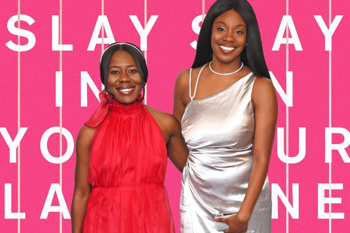 ElizabethUviebenene and Yomi Adegoke of Slay in Your Lane