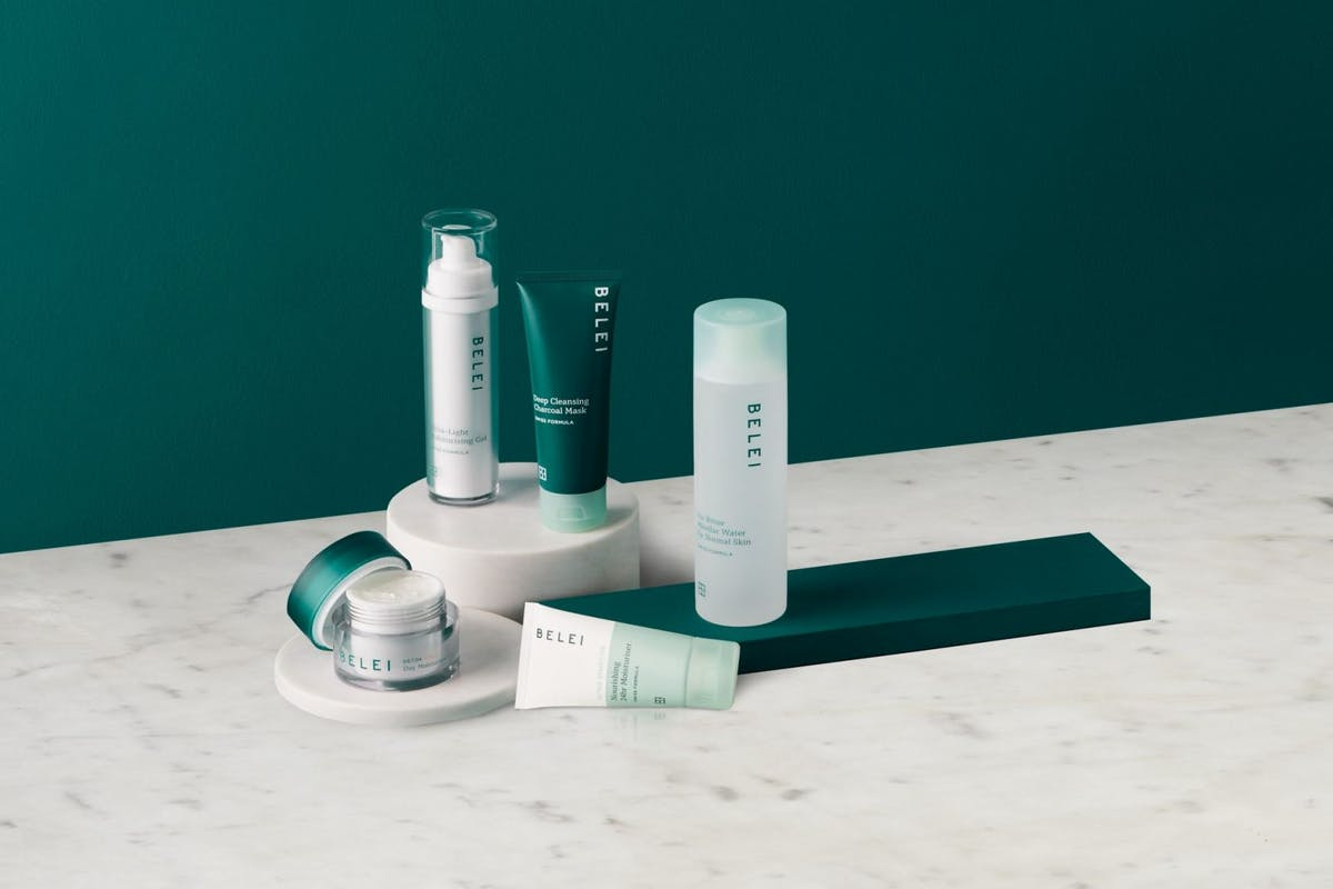 Belei: Amazon's affordable skincare range has officially launched in the UK