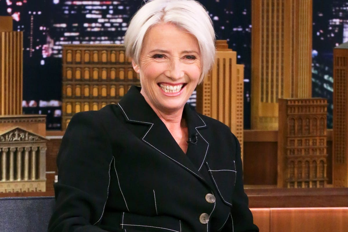 Emma Thompson is editing the essay collection Last Christmas.