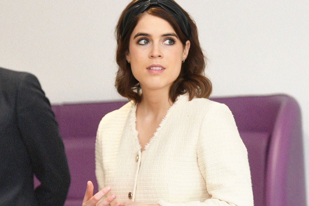 """""""Princess Eugenie may or may not be pregnant. Either way, it's none of our f**king business."""""""
