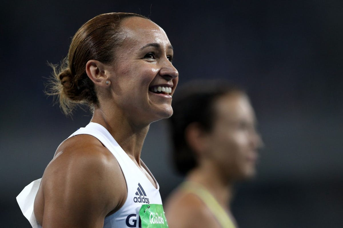 Jessica Ennis Hill gym confidence tips
