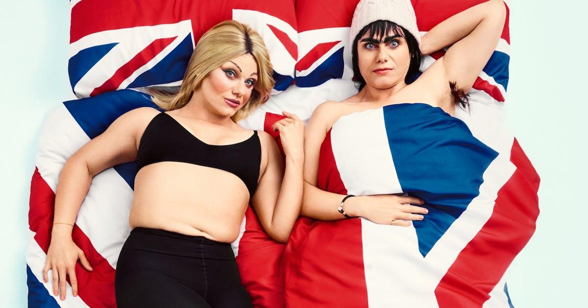 Titpop: Caitlin Moran re-imagines the Britpop scene with women center stage