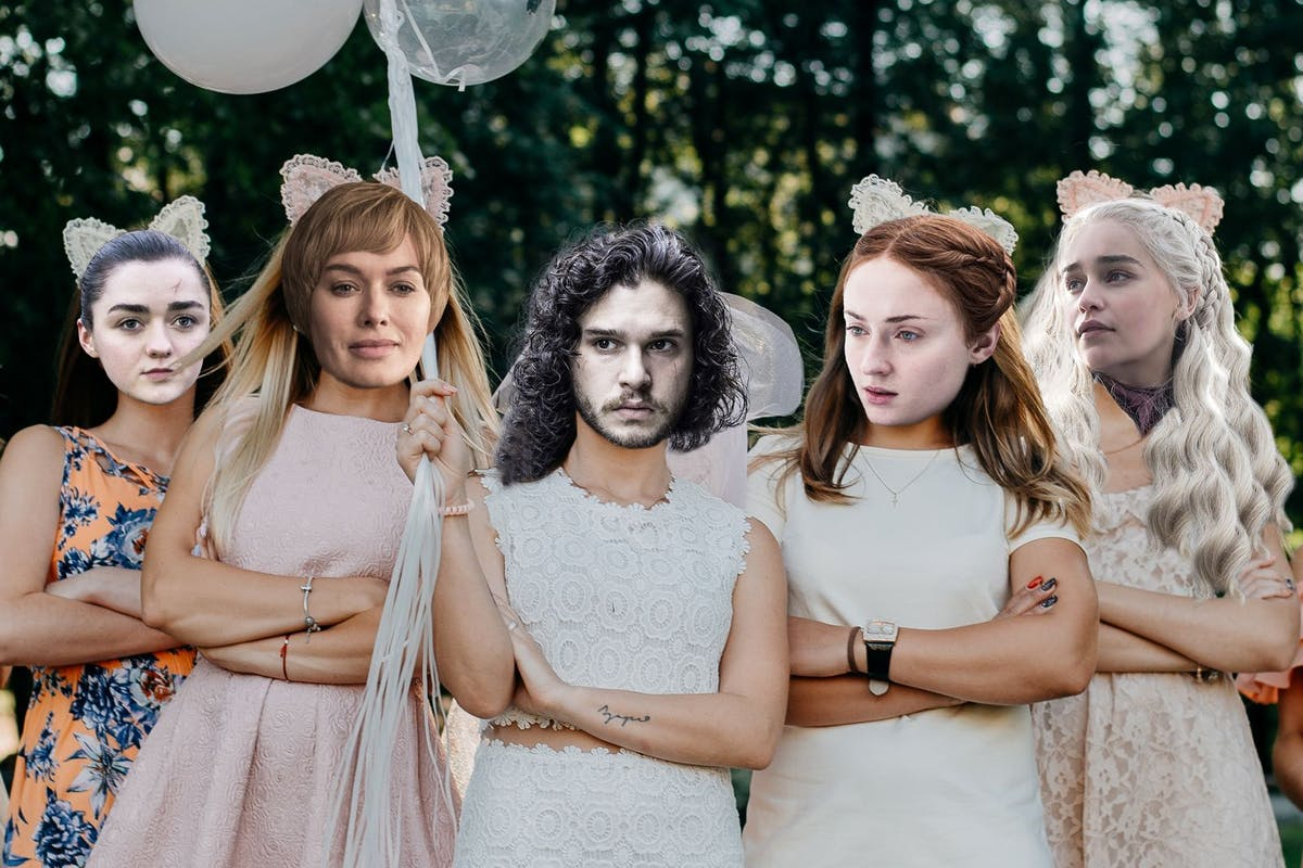 The Game of Thrones characters you're guaranteed to meet at every hen party