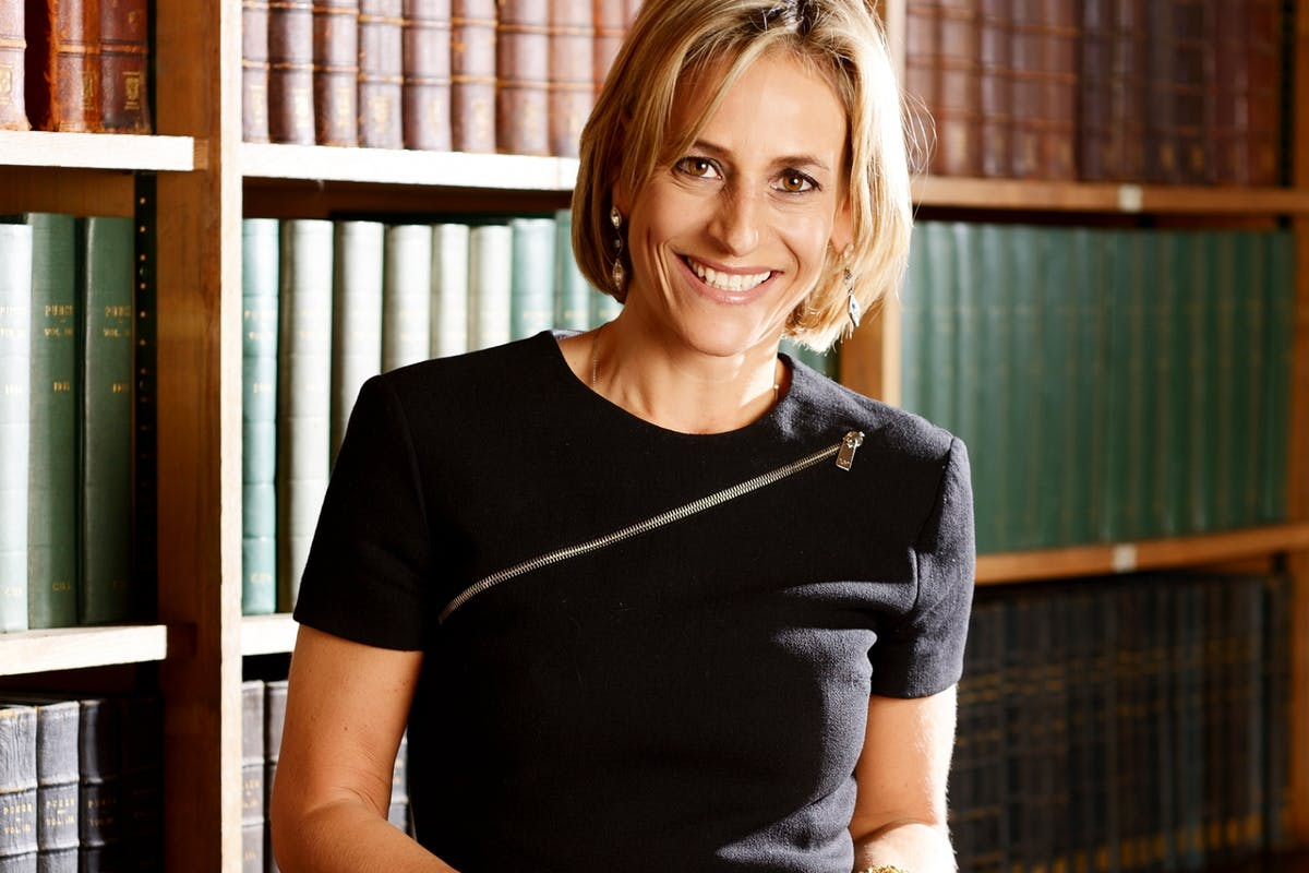 How Newsnight's Emily Maitlis became the internet's favourite political reporter