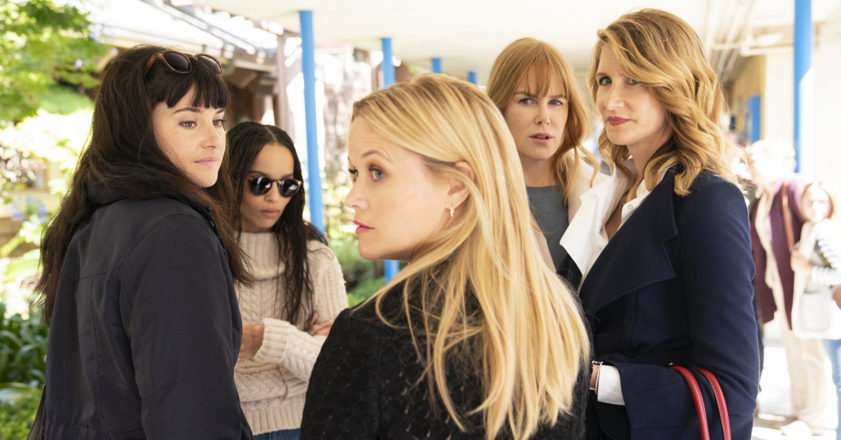 Netflix and the creator of Big Little Lies are working on a new adaptation of Anatomy of a Scandal