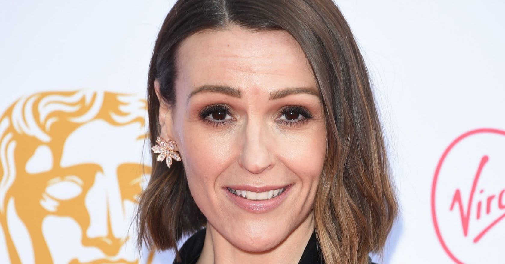 Suranne Jones just made a relatable case for self-love and kindness