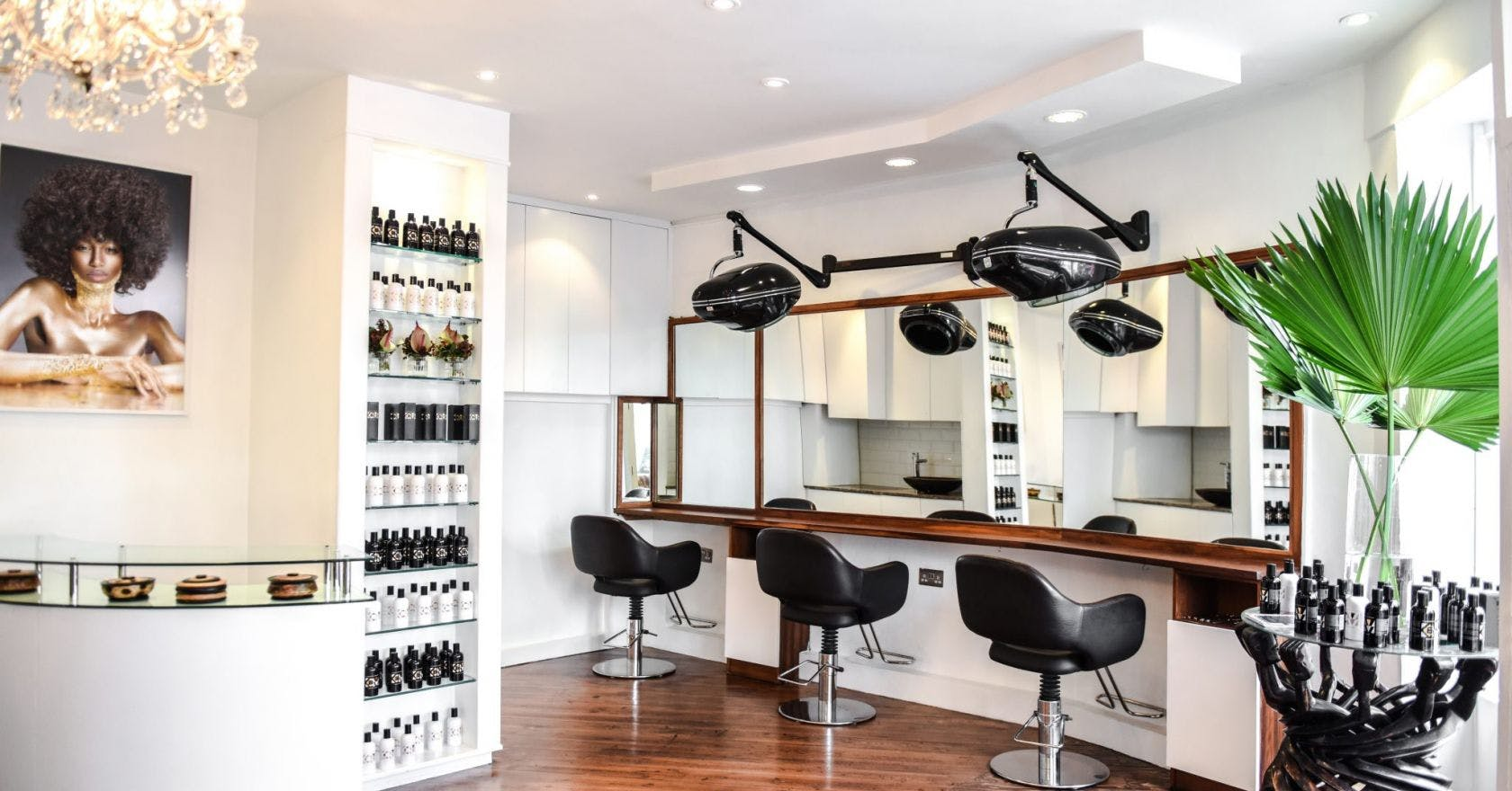 The Best Afro And Black Hair Salons In The Uk