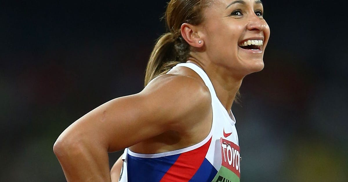 This easy trick motivates Jessica Ennis to workout, even when she can't be bothered
