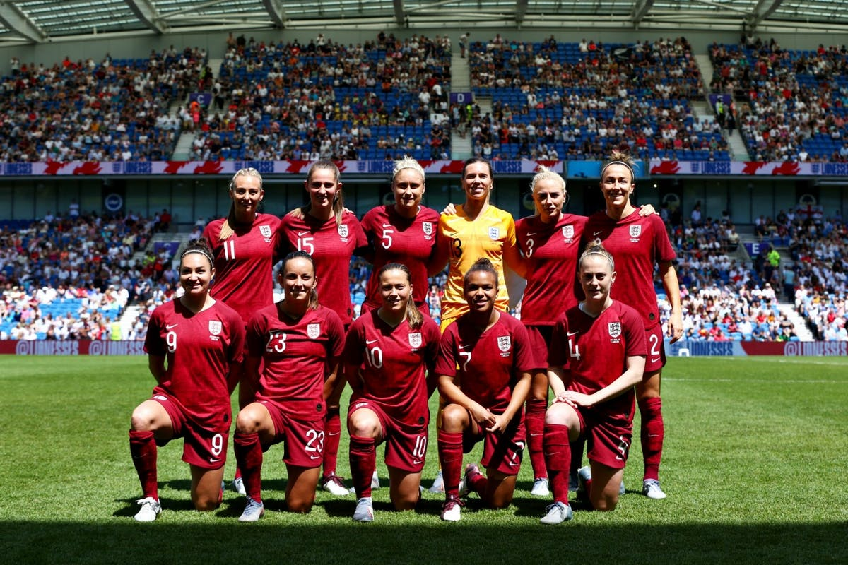 England Womens World Cup Squad