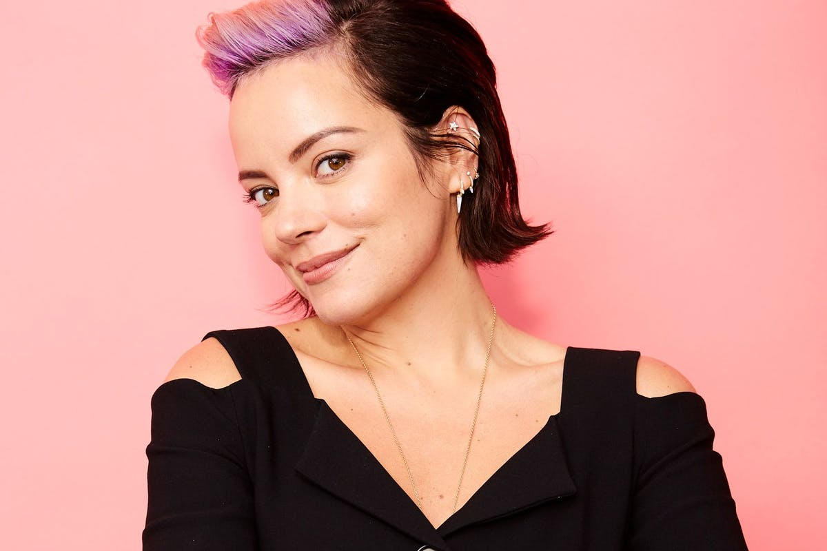 Lily Allen's guest editor letter for Stylist