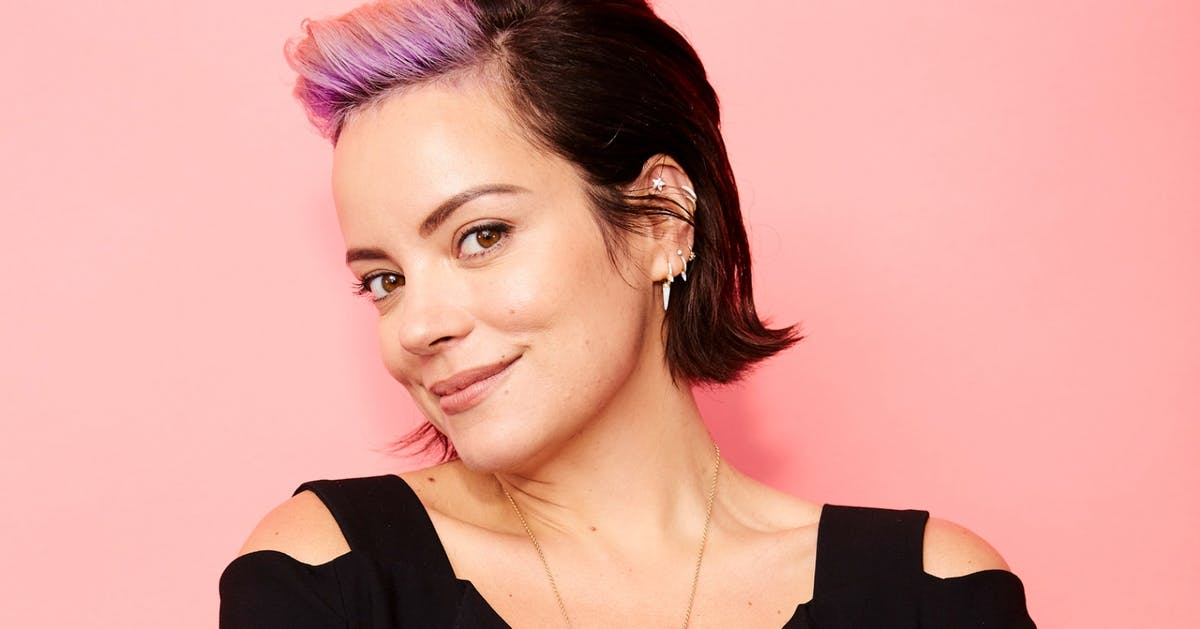 Introducing Stylist's very special guest editor: Lily Allen