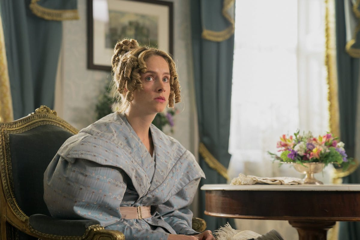 Gentleman Jack: Sophie Rundle is a tearful Ann Walker