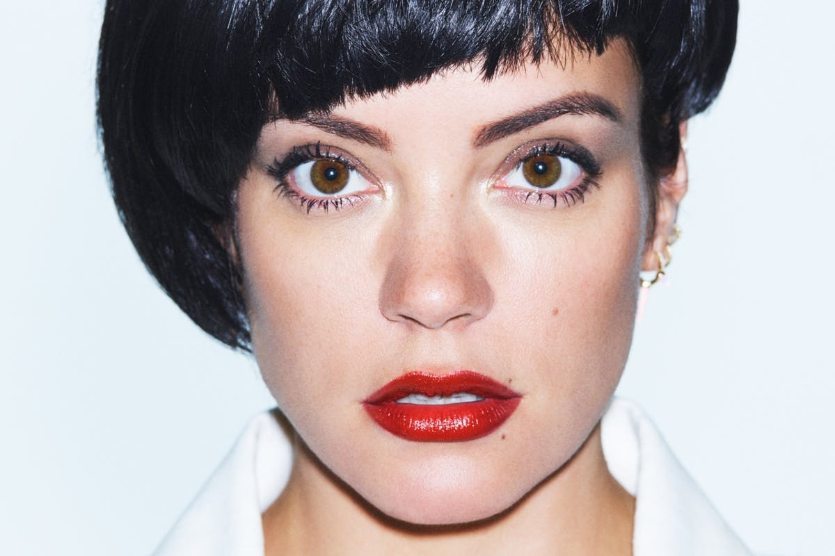 Lily Allen wedding photos