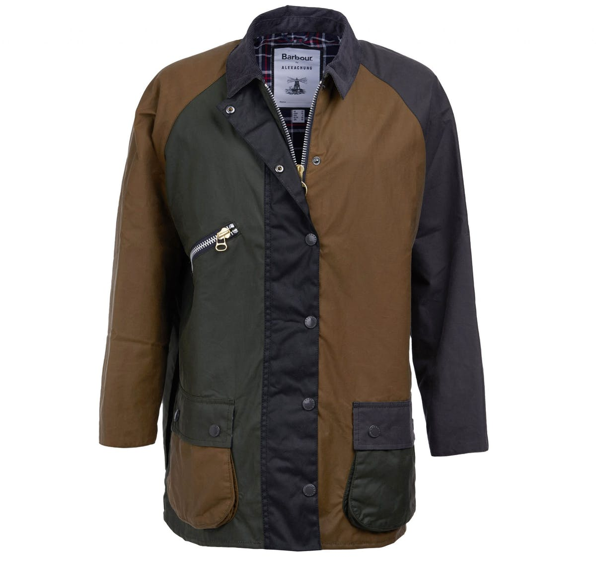 Alexa Chung X Barbour Cool Jackets For Festivals This Summer