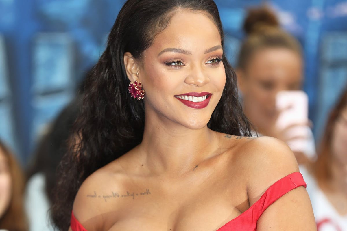 Rihanna on the vital relationship lesson she learned from Fenty