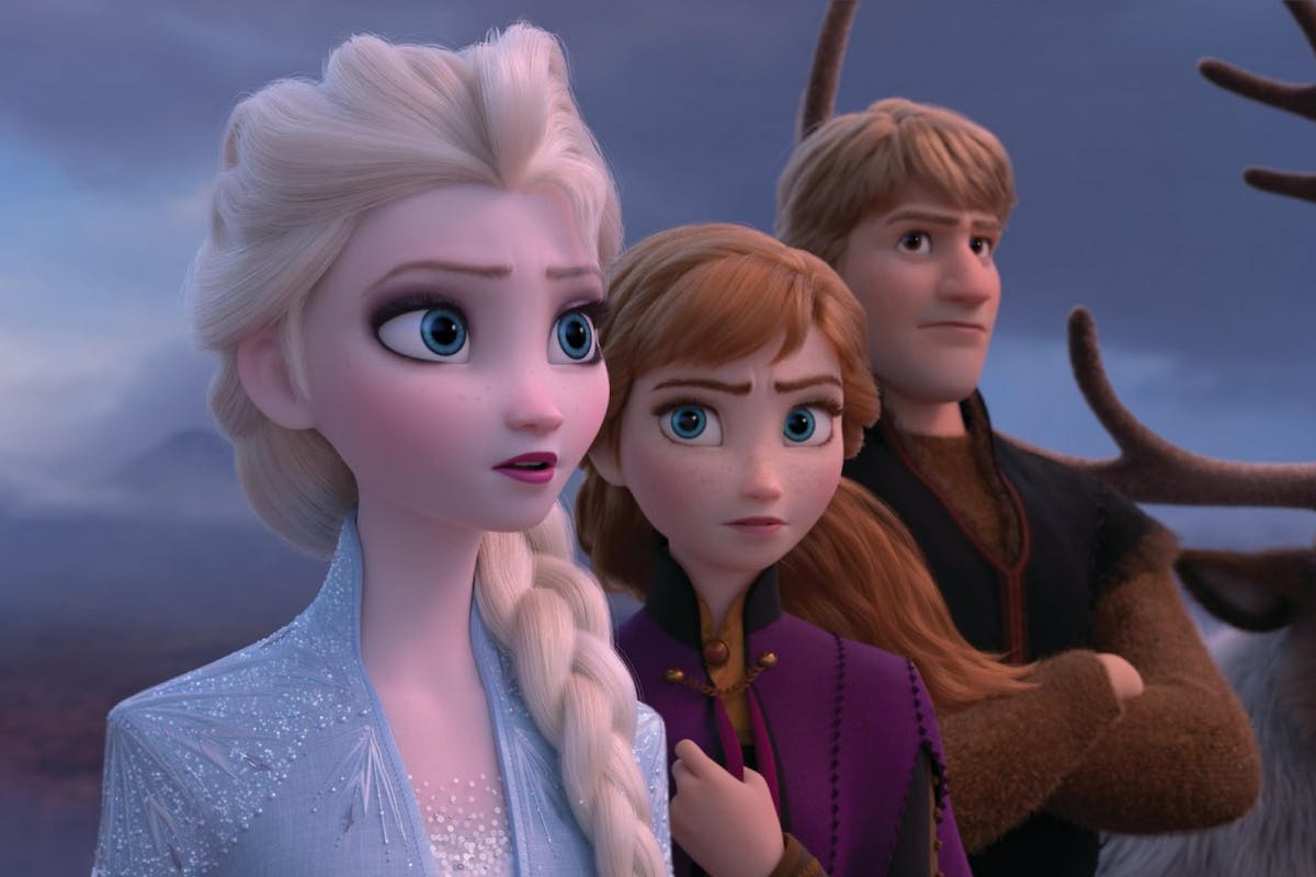 Disney has released the trailer for Frozen II.