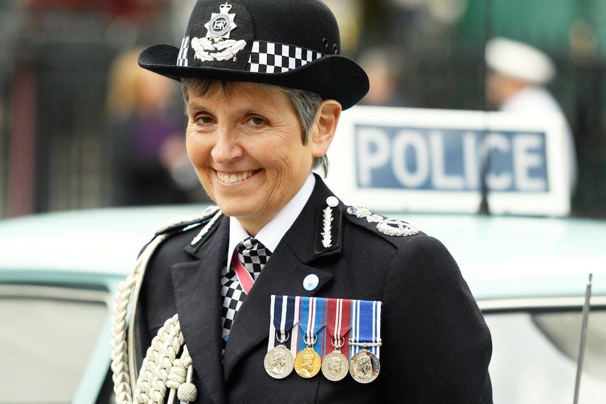 Cressida Dick London police