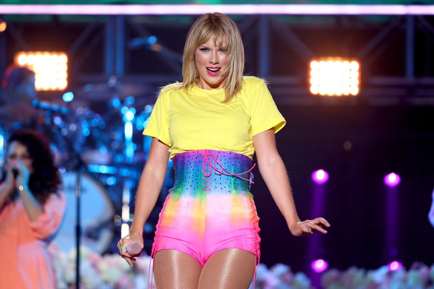 Taylor Swift and Stella McCartney fashion collaboration