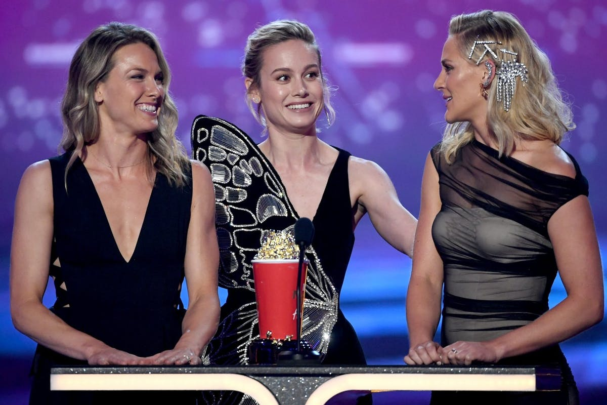 Brie Larson's MTV Awards speech reminds us there's room for everyone at the feminist table