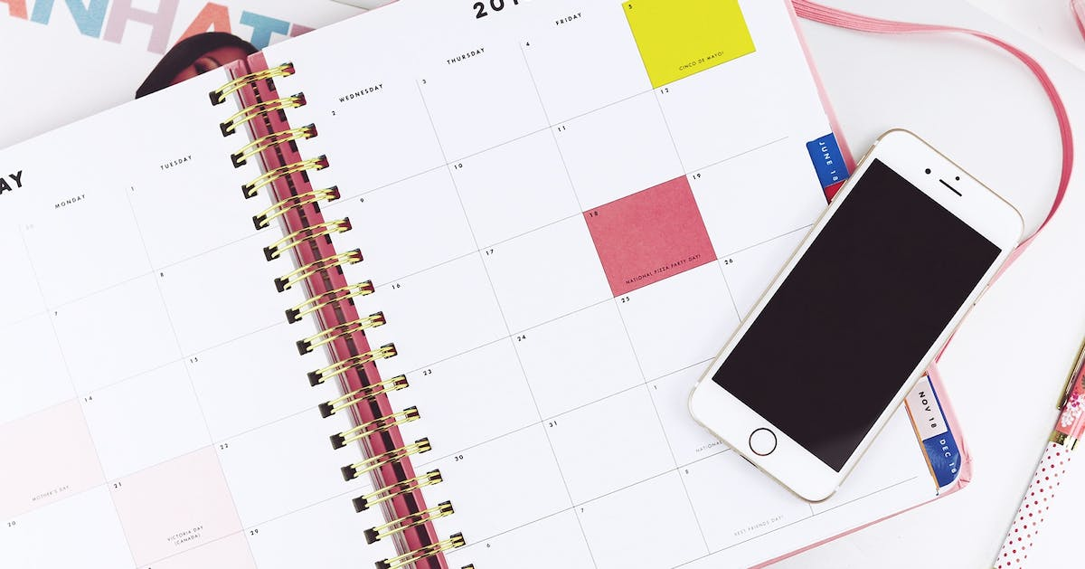 """How the two-week rule helped me get a grip on my out-of-control social calendar"""