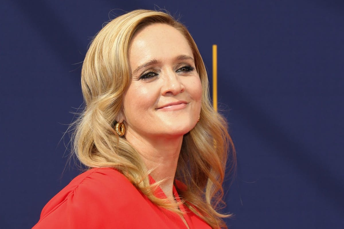 """Samantha Bee's comments on not wanting to be the """"only woman in late night TV"""" are chilling"""