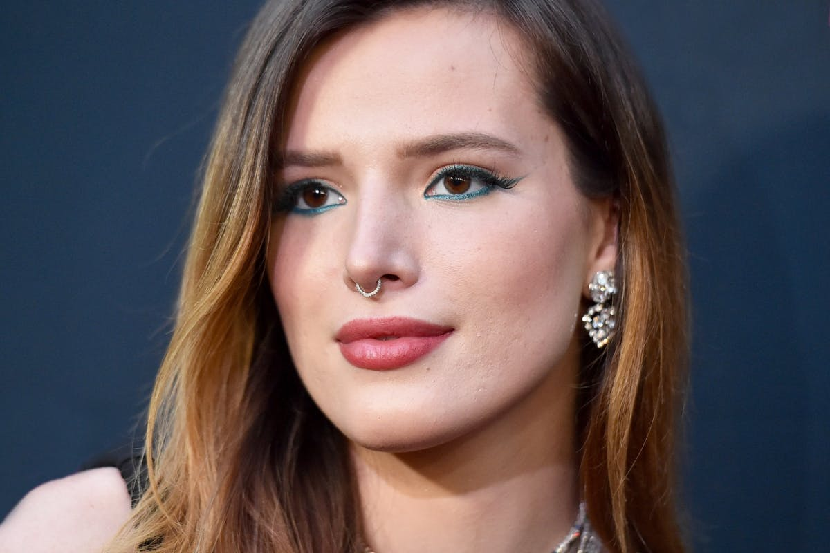 Bella Thorne responds to Whoopi Goldberg's comments on her nude photo leak.