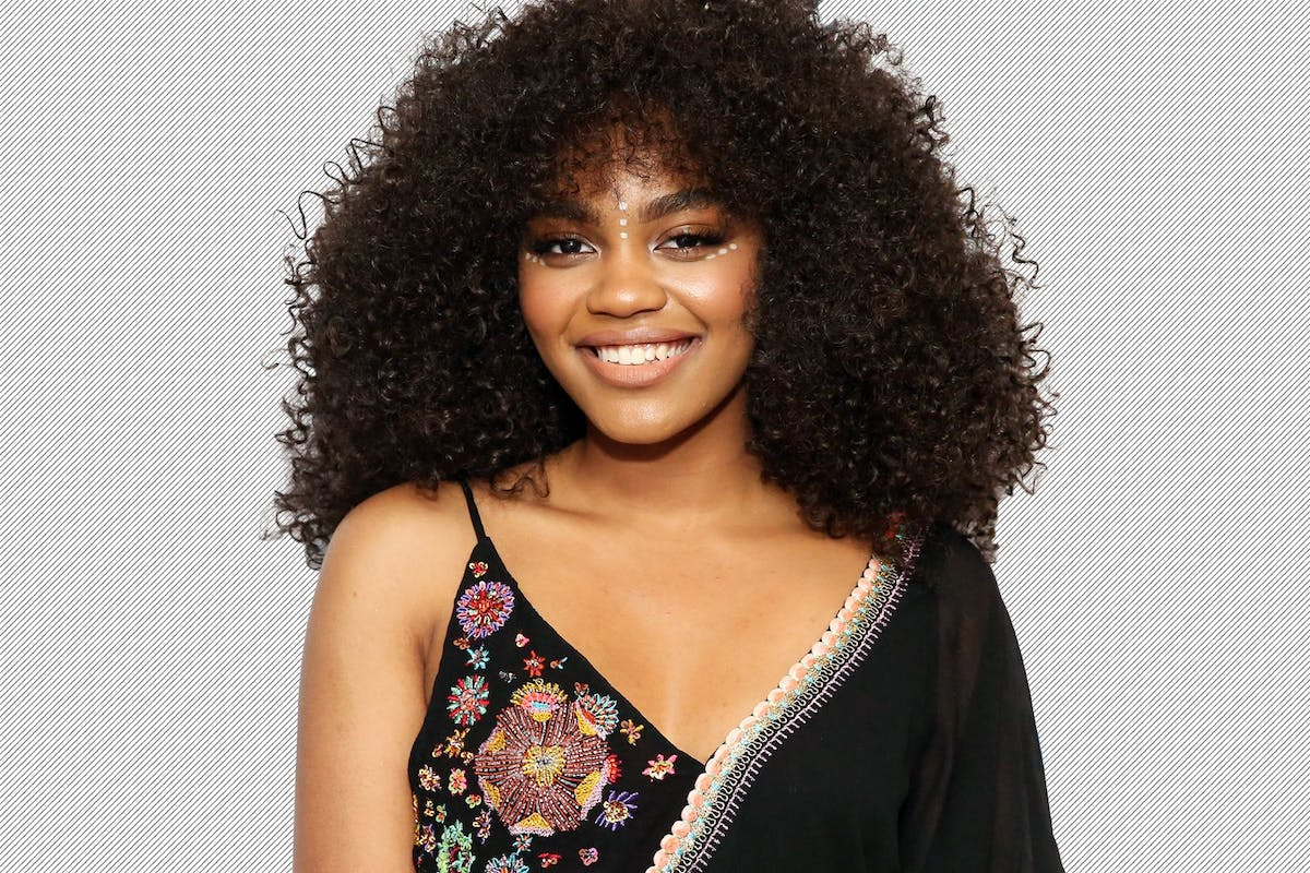 China McClain's short hair transformation is ideal for summer