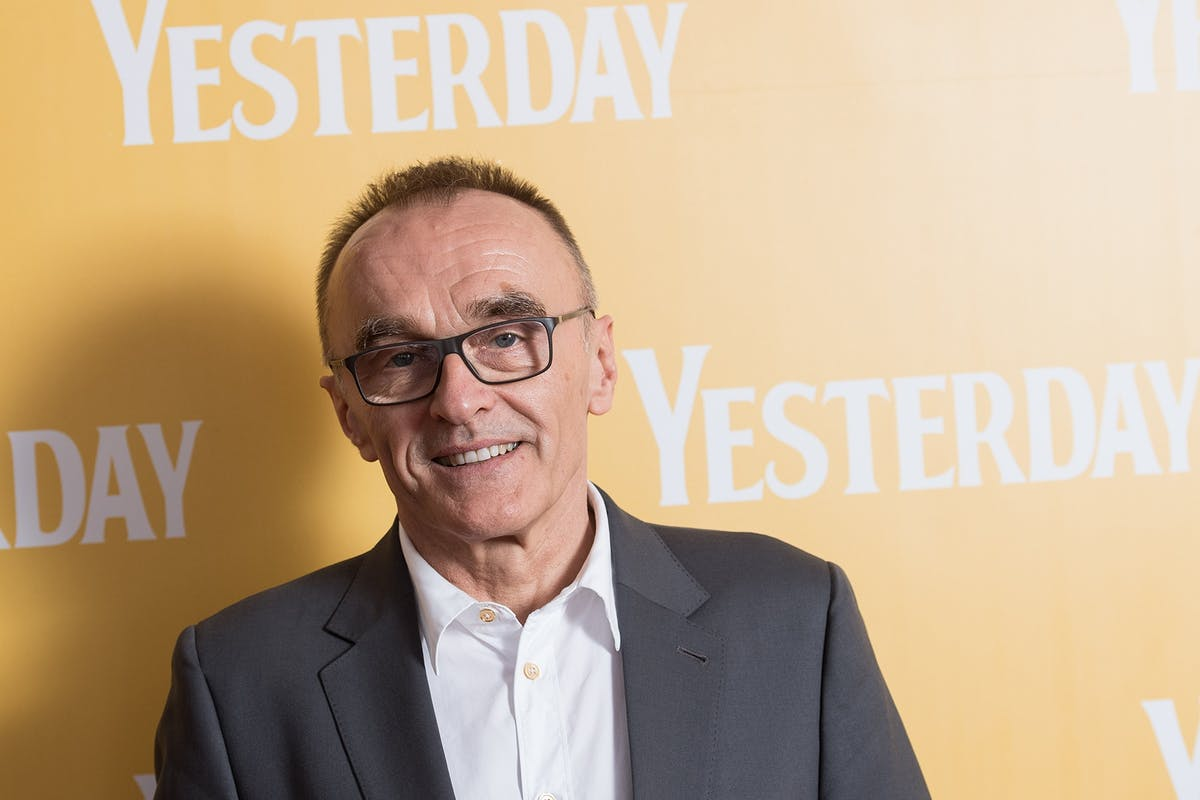 Danny Boyle on why he hasn't had more female leads in his films.