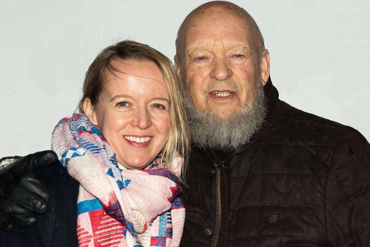 Glastonbury's Emily Eavis and Michael Eavis