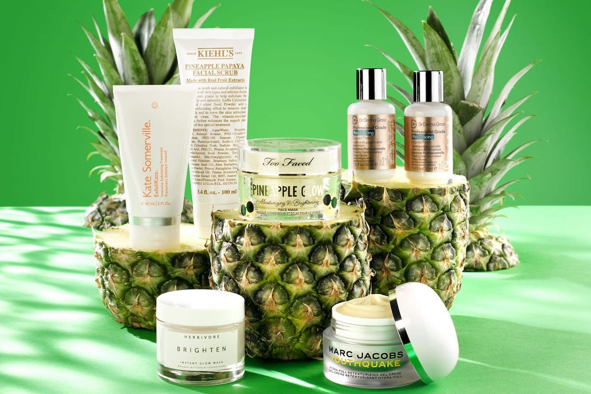 best-pineapple-beauty-products
