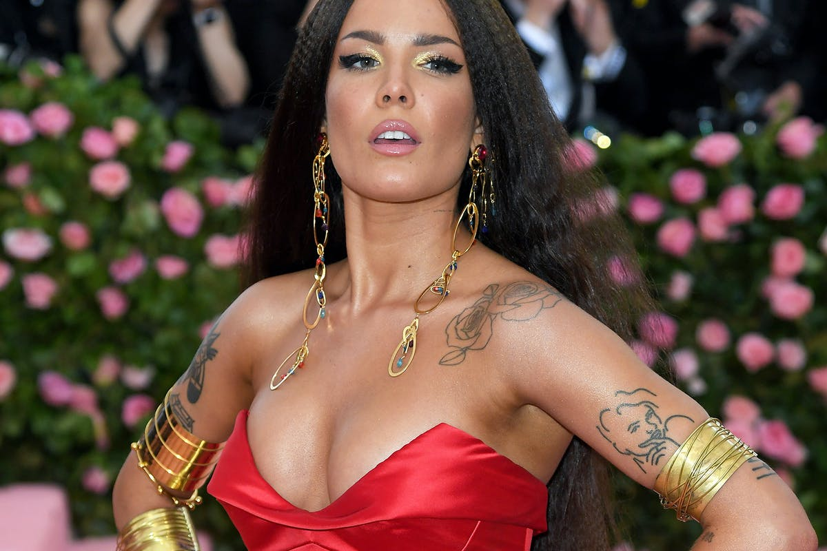 A woman's body hair is perfectly normal, and Halsey's Rolling Stone cover proves it