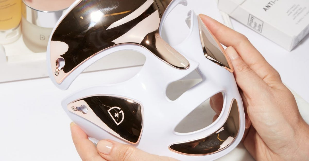 At-home LED face masks: do they really work?