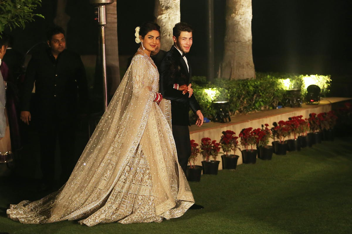 11 of the coolest celebrity wedding dresses we can't stop looking at