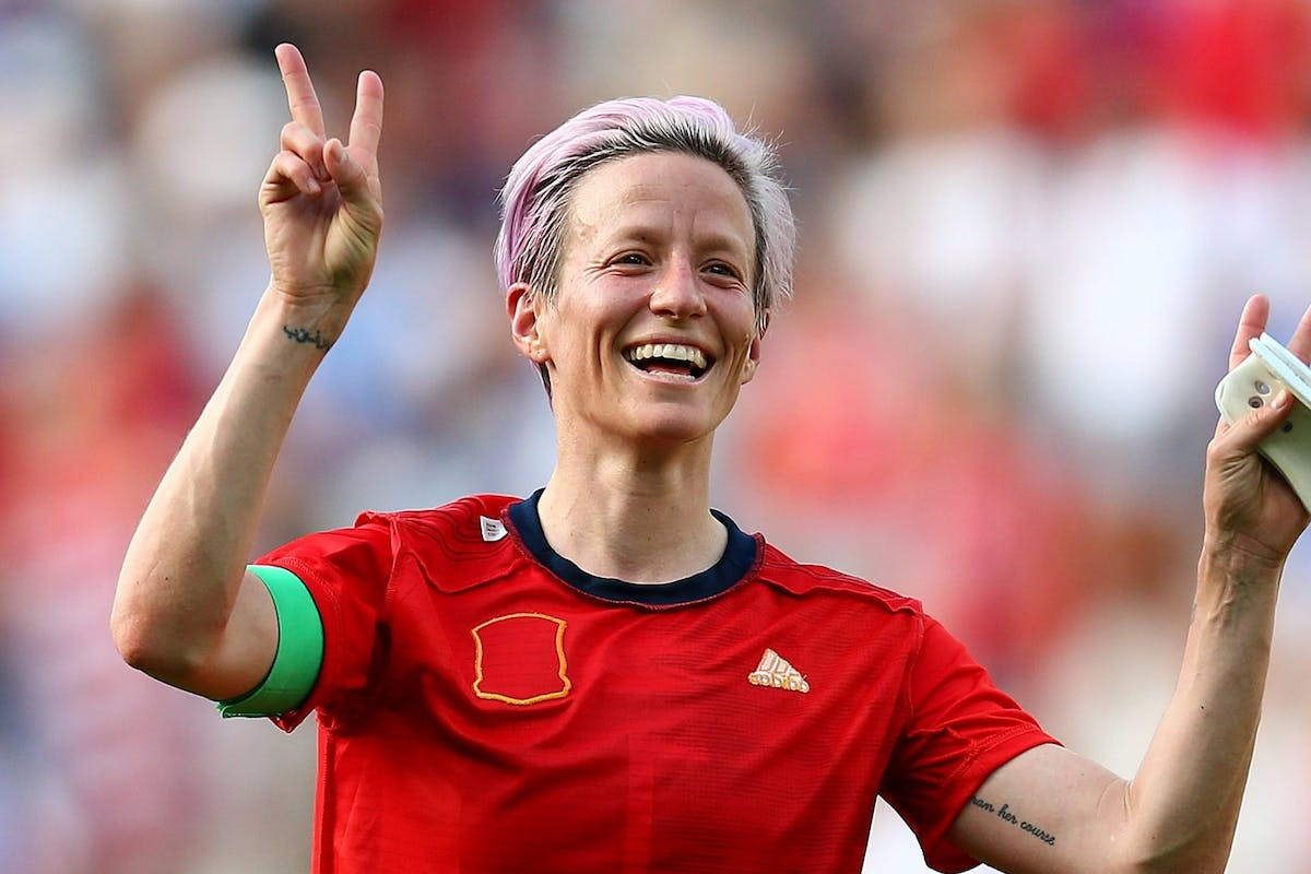 No, Donald Trump: Megan Rapinoe doesn't need to sing the national anthem to be a star