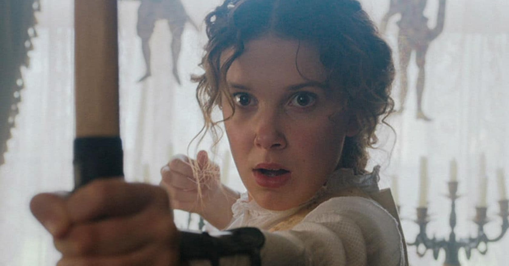 Enola Holmes: Millie Bobby Brown stars in a feminist retelling of the literary classic