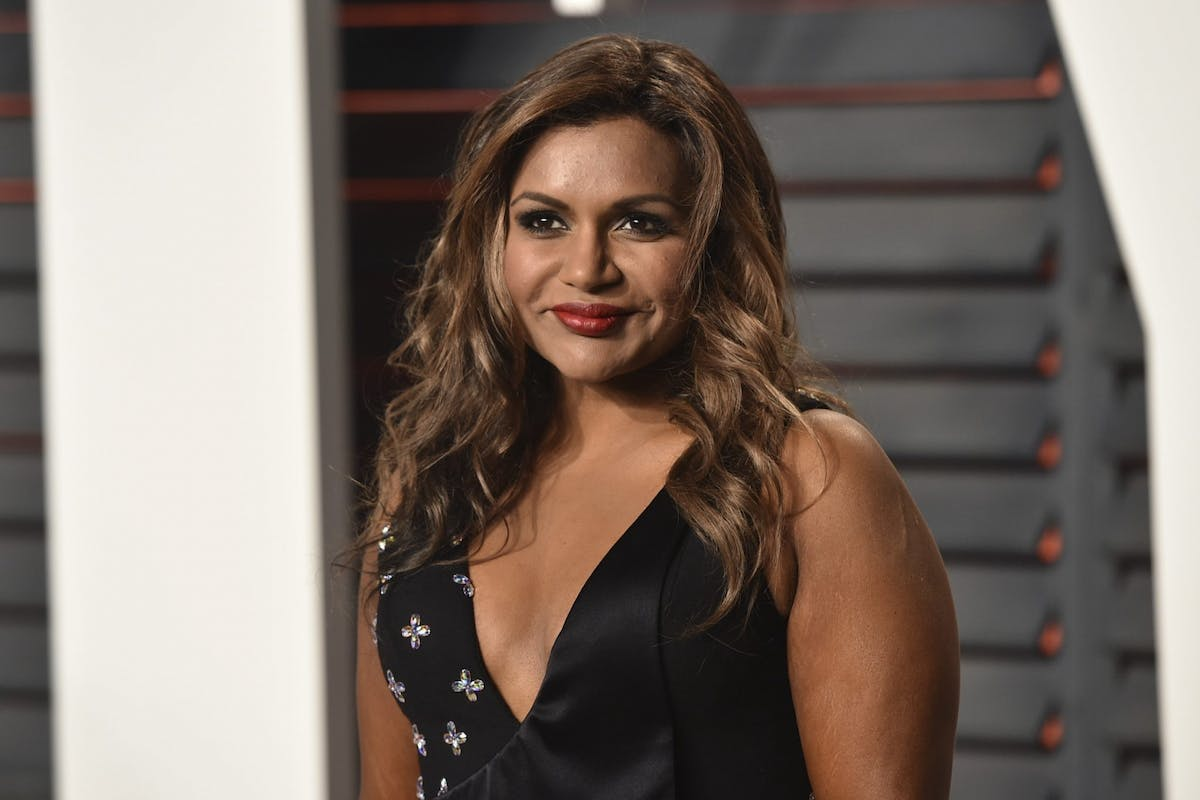 Mindy Kaling celebrated her 40th birthday in an incredibly meaningful way