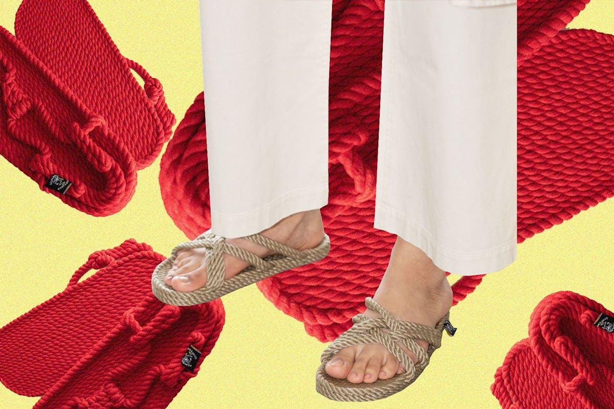 Image of Nomadic State of Mind Sandals