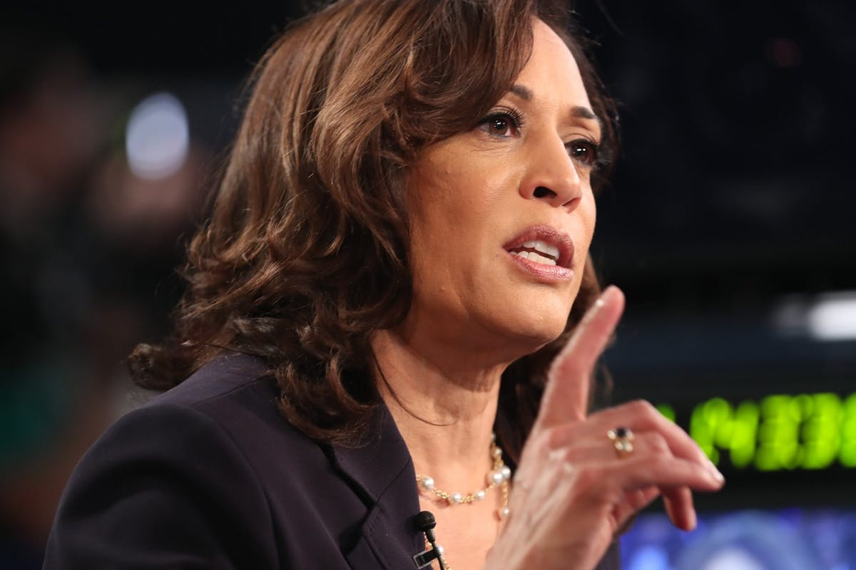 US election 2020: Kamala Harris