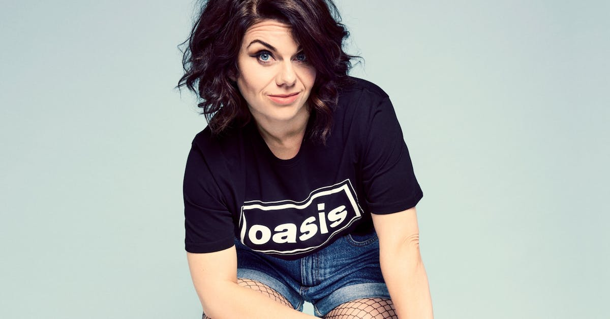 Caitlin Moran Takes Over - Cover