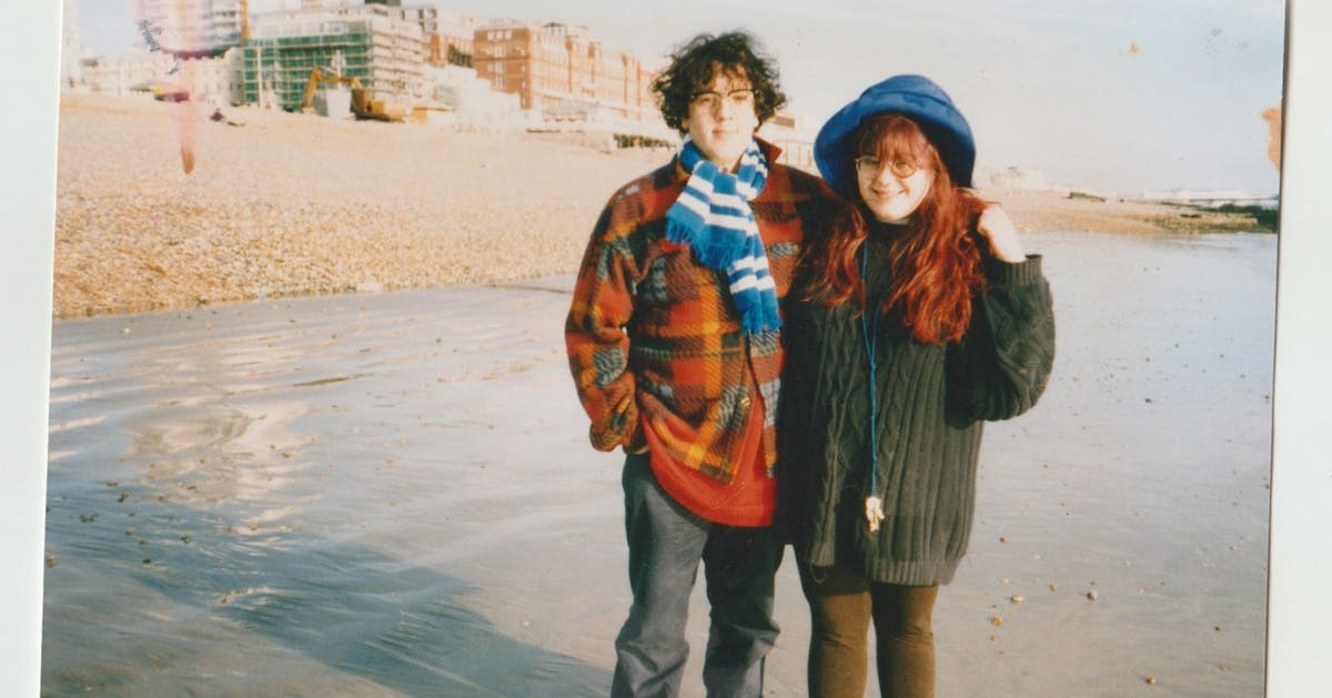 Caitlin Moran pens a love letter to Nineties Brighton and its fabled nudist beach