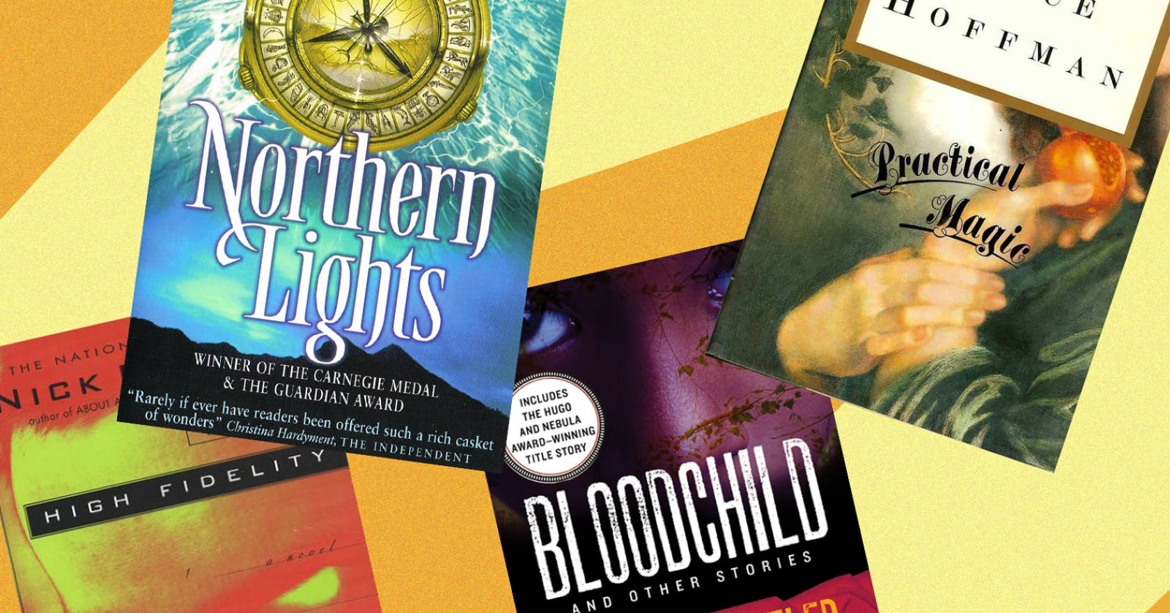 Caitlin's book club: 10 books from 1995 that are still pure gold
