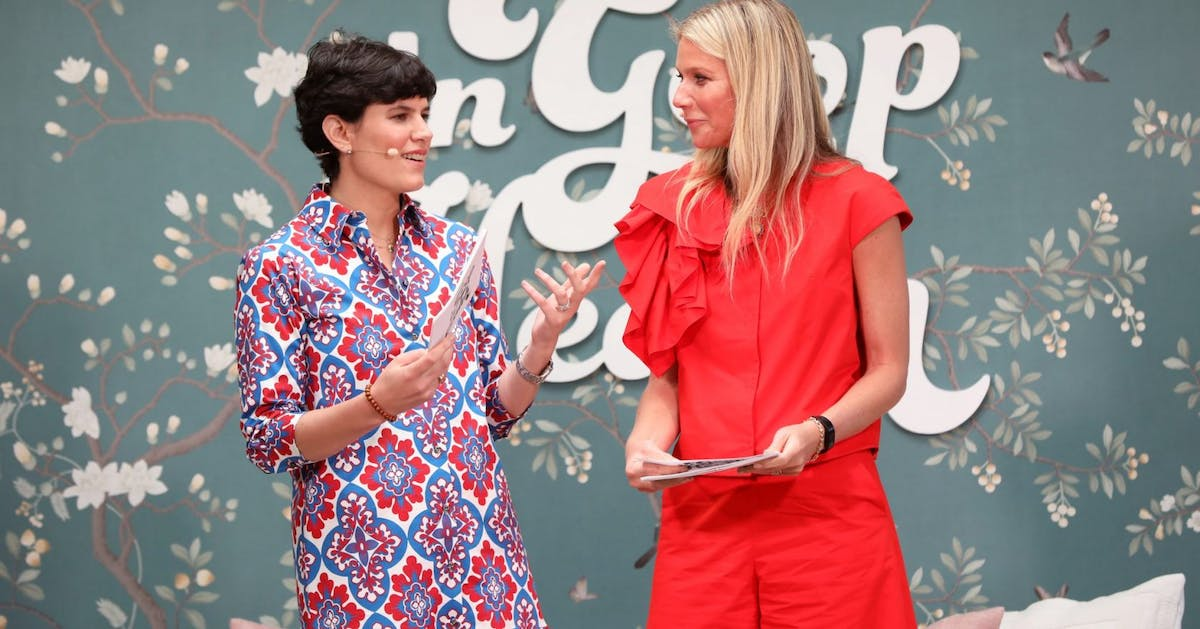 """Goop 2019: """"I went to Gwyneth Paltrow's London wellness summit – and it was one hell of a ride"""""""