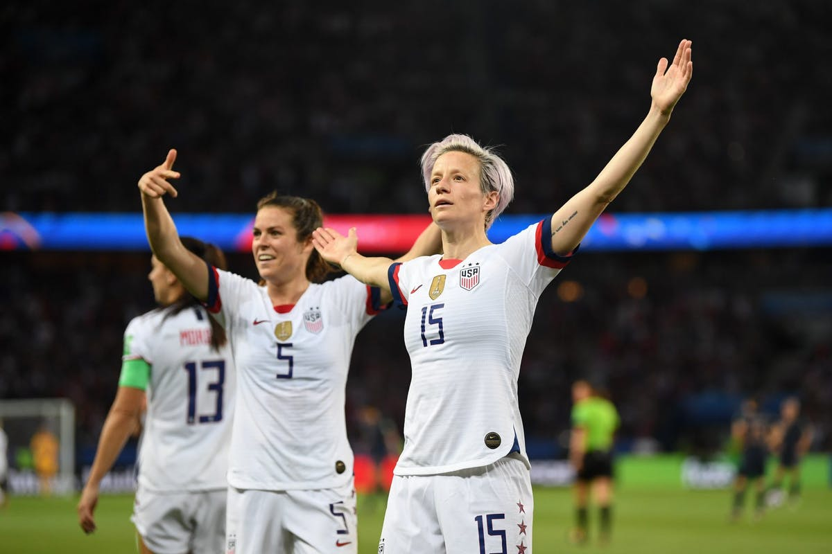 How the USWNT's queer players led the charge for social justice