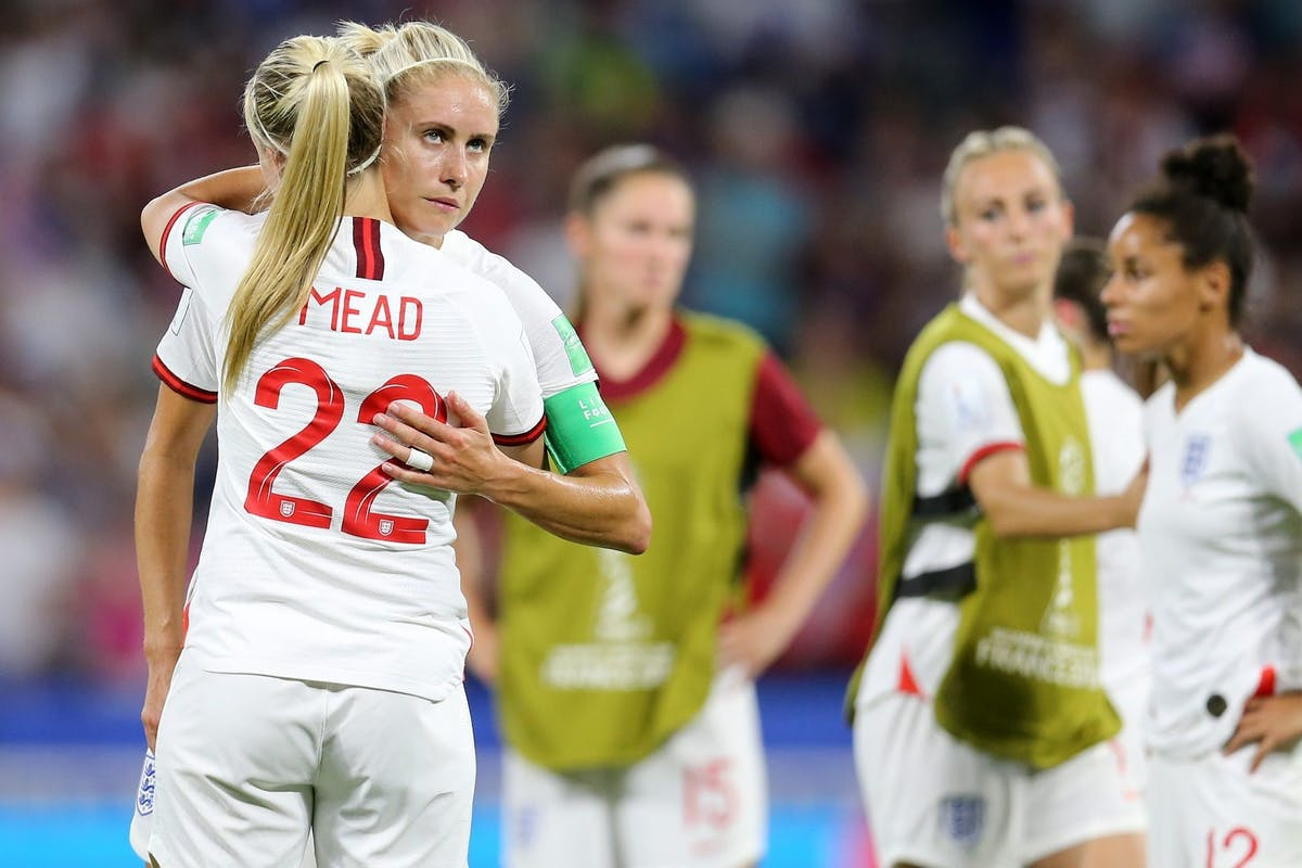 World Cup: Steph Houghton and the Lionesses